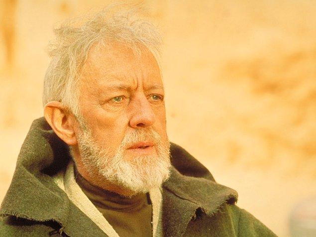 4. Anakin'i yetiştiren, Luke'a yol gösteren büyük usta.