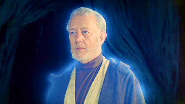 11. Seni asla unutmayacağız efsanevi Jedi Ustası.