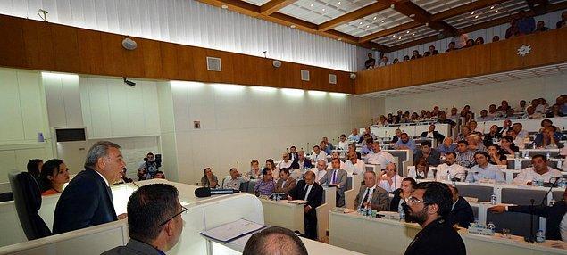 Büyükşehir Belediye Meclisi reddetti