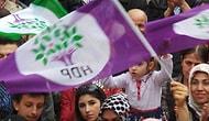 HDP'nin Seçim Mitingleri Tekirdağ'da Başlayıp, Hakkari'de Sonlanacak