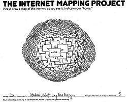 İnternet Nasıl Görünür?