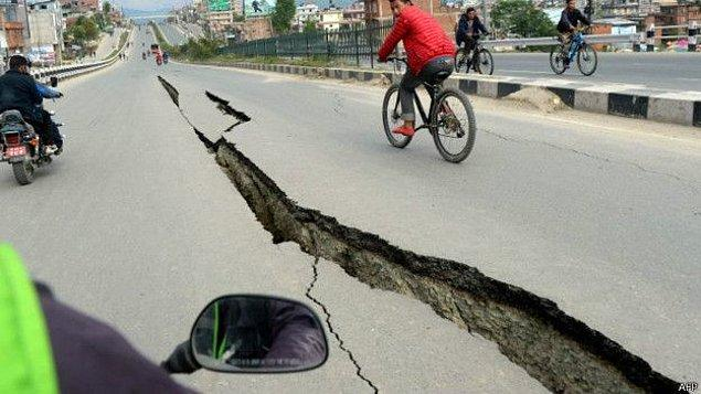 Son 80 yılın en şiddetli depremi