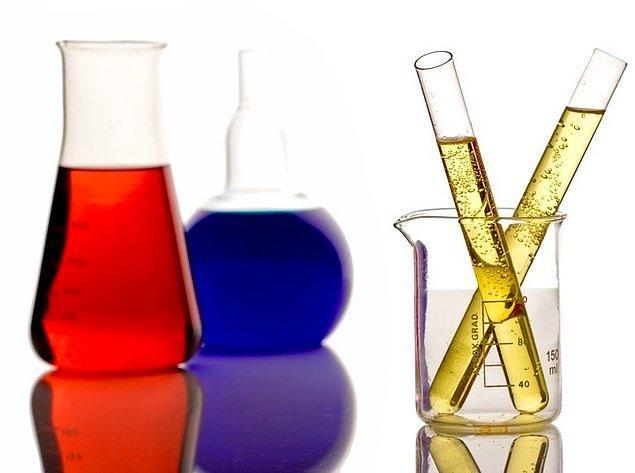 18. Günümüzde ortalama bir insan vücudunda, 1920 öncesinde hiç bulunmayan 500 kimyasal bulunmaktadır.