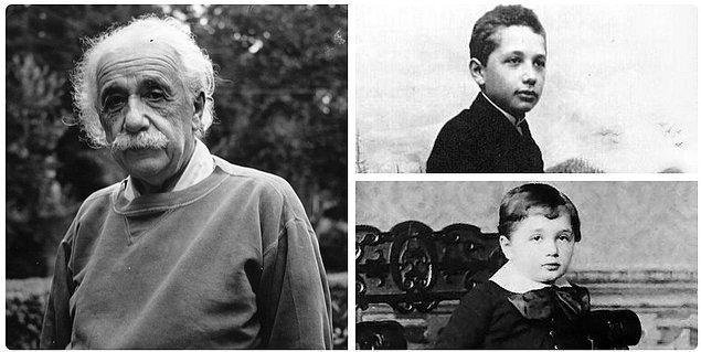 1. Albert Einstein ve Çocukluğu
