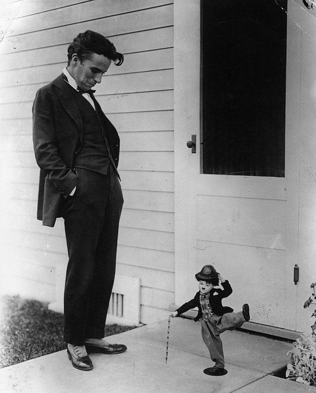 4. Charlie Chaplin