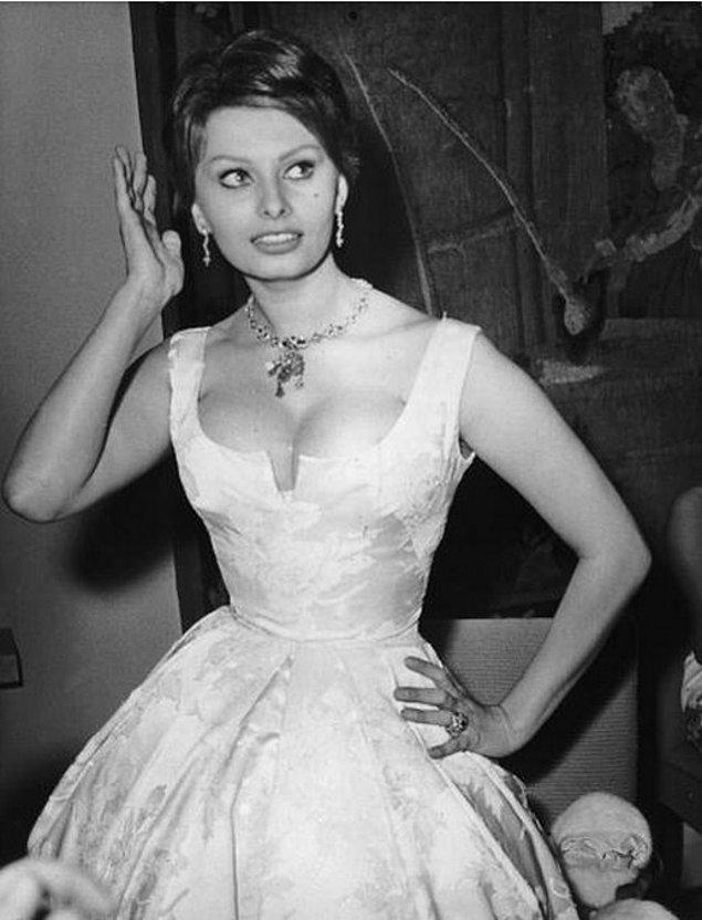 19. Sophia Loren 1959
