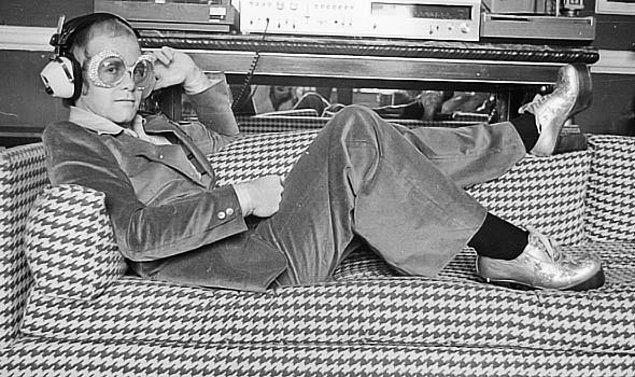 18. Sir Elton John 1969