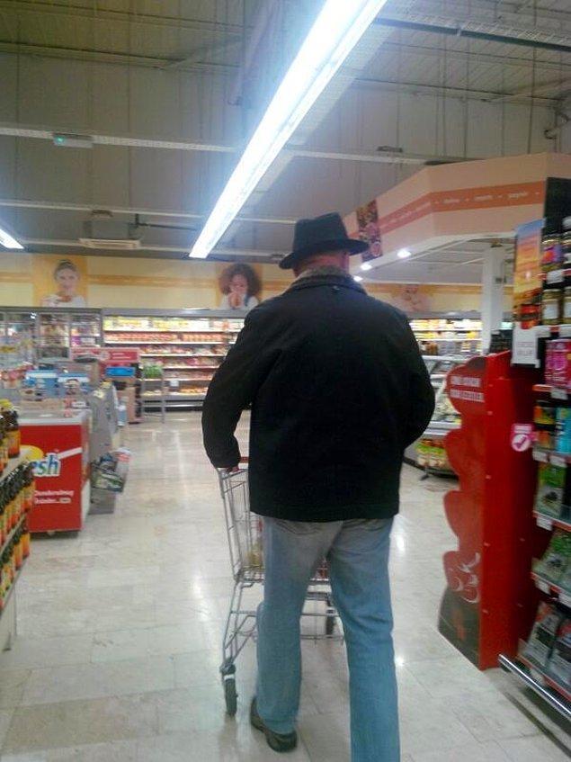11. Alışveriş yaparken