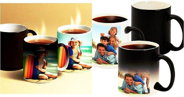 Sihirli Kupa İki Fotoğraflı