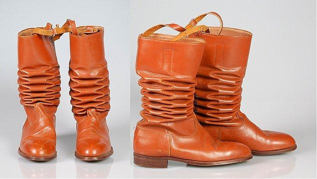 15. Argentinian Riding Boots - 1950