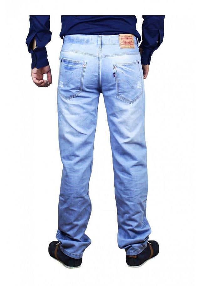 3. Aynı pantolondan ben de giyiyorum.