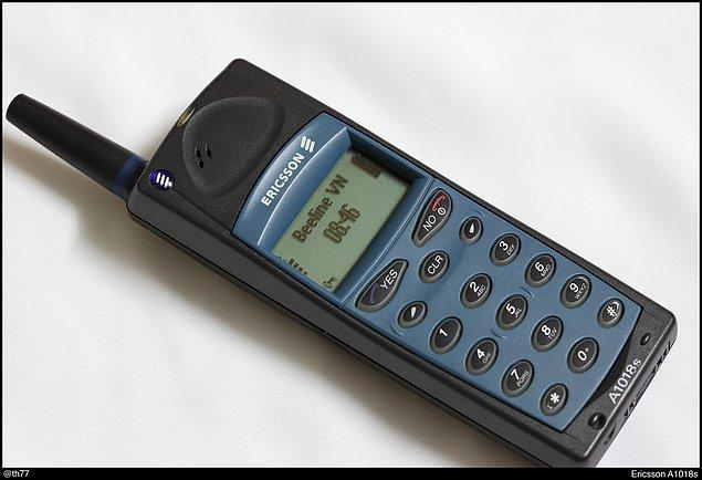 8. Ericsson A1018