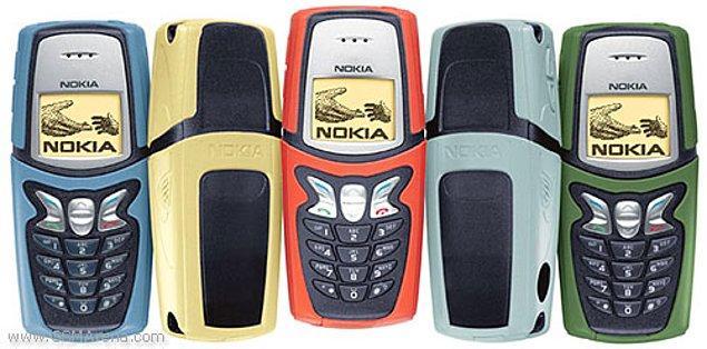 6. Nokia 5210