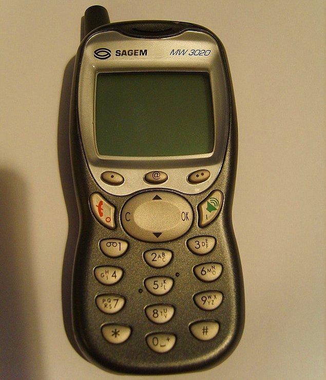 24. Sagem MW 3020