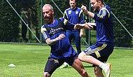 Fenerbahçe'de Meireles Takımla Birlikte Çalıştı