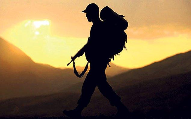 18. Erkek Arkadaşınızın Askerden Dönmesi