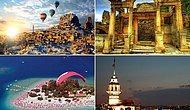 Drone Gözüyle Dünyayı Gezdiren Projeden 20 Enfes Türkiye Videosu