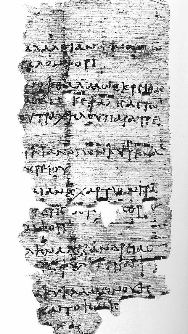 3. Antik Mısır Reçetesi Akşamdan Kalmanın Tedavisini Anlatıyor