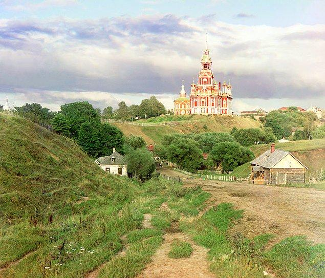 2. St. Nicholas Katedrali (1911-1912)