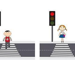 Annelerin Çocuklarına Öğretmesi Gereken 22 Trafik Kuralı