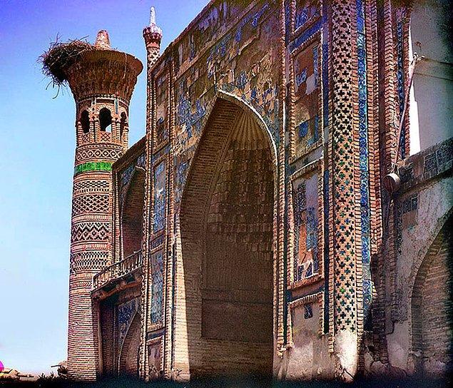 10. Muhtemelen Buhara- Kalyan (Büyük) camii (1911)