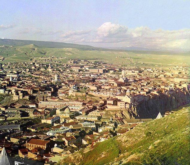 11. Tiflis (1909-1915)