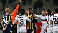 Beşiktaş'ta Kırmızı Kart Alarmı