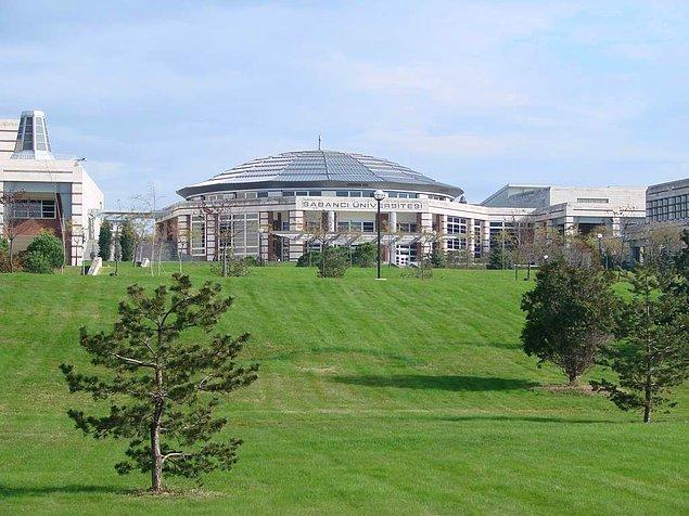 3- Sabancı Üniversitesi