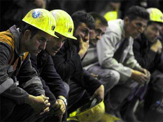 4. Her saat 80, her yıl en az 706 bin iş kazası yaşanıyor.