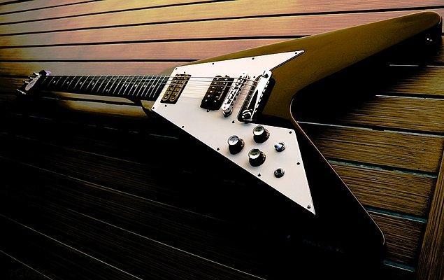 8. Gibson Flying V