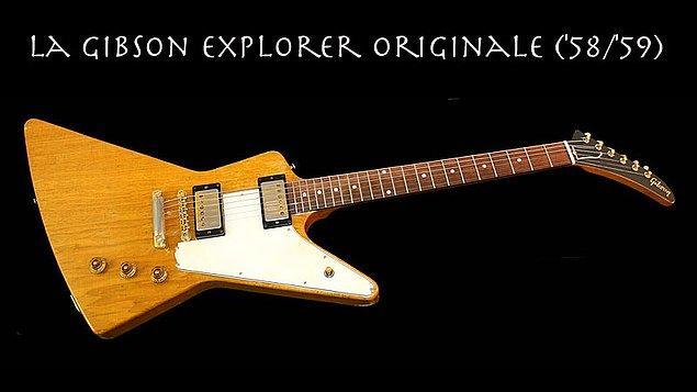 6. Gibson Explorer