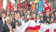 Takvim Gazetesi'nden Aşırı Acayip 1 Mayıs Manşeti