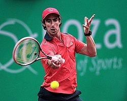 Finalde Federer'in Rakibi Cuevas