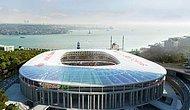 Vodafone Arena İlk Meyvesini Veriyor: Beşiktaş'a Tam 60 Milyon TL Gelir