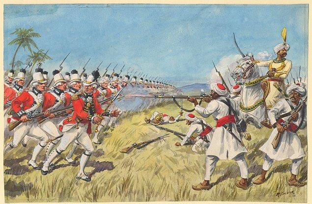 11. İngiltere ile Zanzibar arasında 38 dakika süren bir savaş vuku bulmuştur.