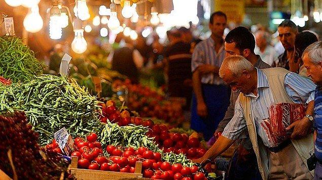 5. Enflasyon Beklentinin Üstünde