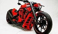 Aklınızı Başınızdan Alacak Birbirinden Güzel 16 Özel Yapım Motorsiklet