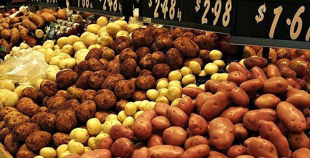 'Patatesteki fiyat artışı ilk dört ayda yüzde 80'e yaklaştı'