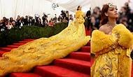 Rihanna'nın Met Gala'da Giydiği Elbiseye Benzeyen 13 Komik Cisim