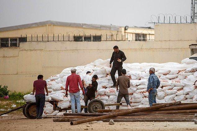 2. New York Times: IŞİD, Akçakale'den Taşınan Gübrelerden Bomba Yapıyor