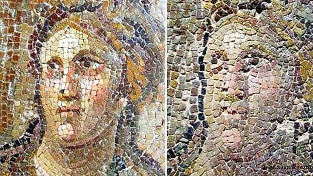 Hatay Arkeoloji Müzesi, Roma Mozaikleri