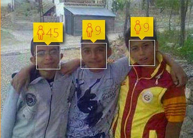 14. Yaşım büyük gösterebilir de siteye güvenemiyorum
