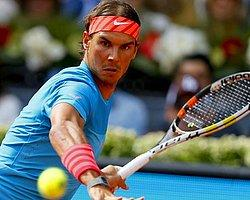 Nadal, Madrid'de İlk Maçında Zorlanmadı