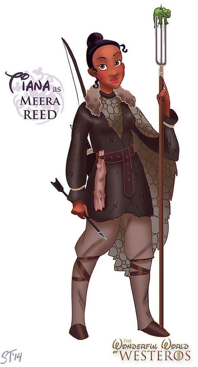 18. Tiana - Meera Reed