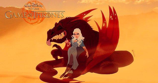 9. Daenerys Targaryen