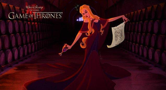 3. Cersei Lannister