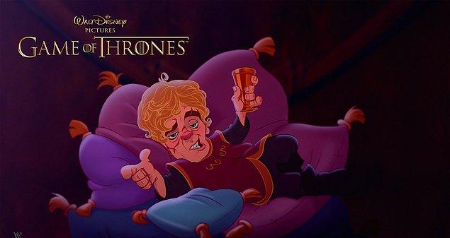 8. Tyrion Lannister