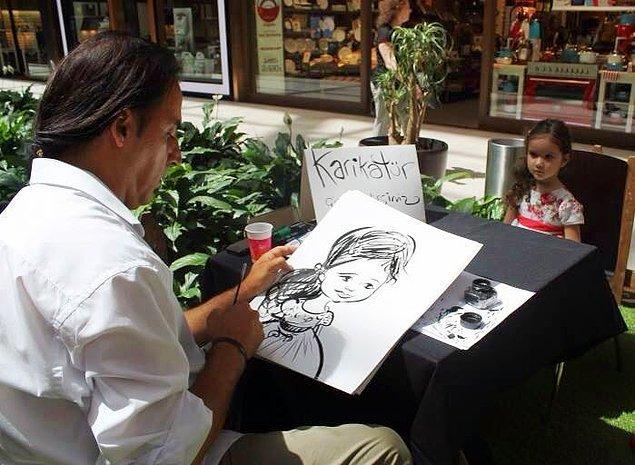 Karikatür Ödülü: Oğuz Gürel