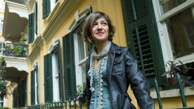 Öykü Ödülü: Gaye Boralıoğlu