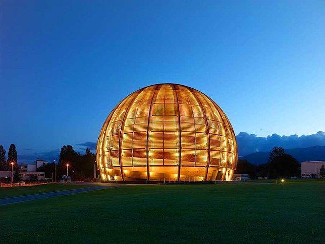 10. Türkiye CERN'e Ortak Üye Oldu